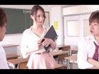 しみけん/玉木玲 朝の教室で教え子の男子生徒たちにキスされると「だめ…!」と言いながらもセクシーなカラダを捧げちゃうヤリマン美人女教師 冬月かえで JavyNow女性専用無料エロ動画